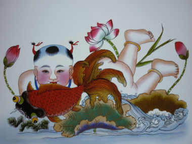 Рыбы - 1 Мая 2012 - Китайская символика: знаки счастья: http://symbolics.ucoz.ru/news/ryby/2012-05-01-48